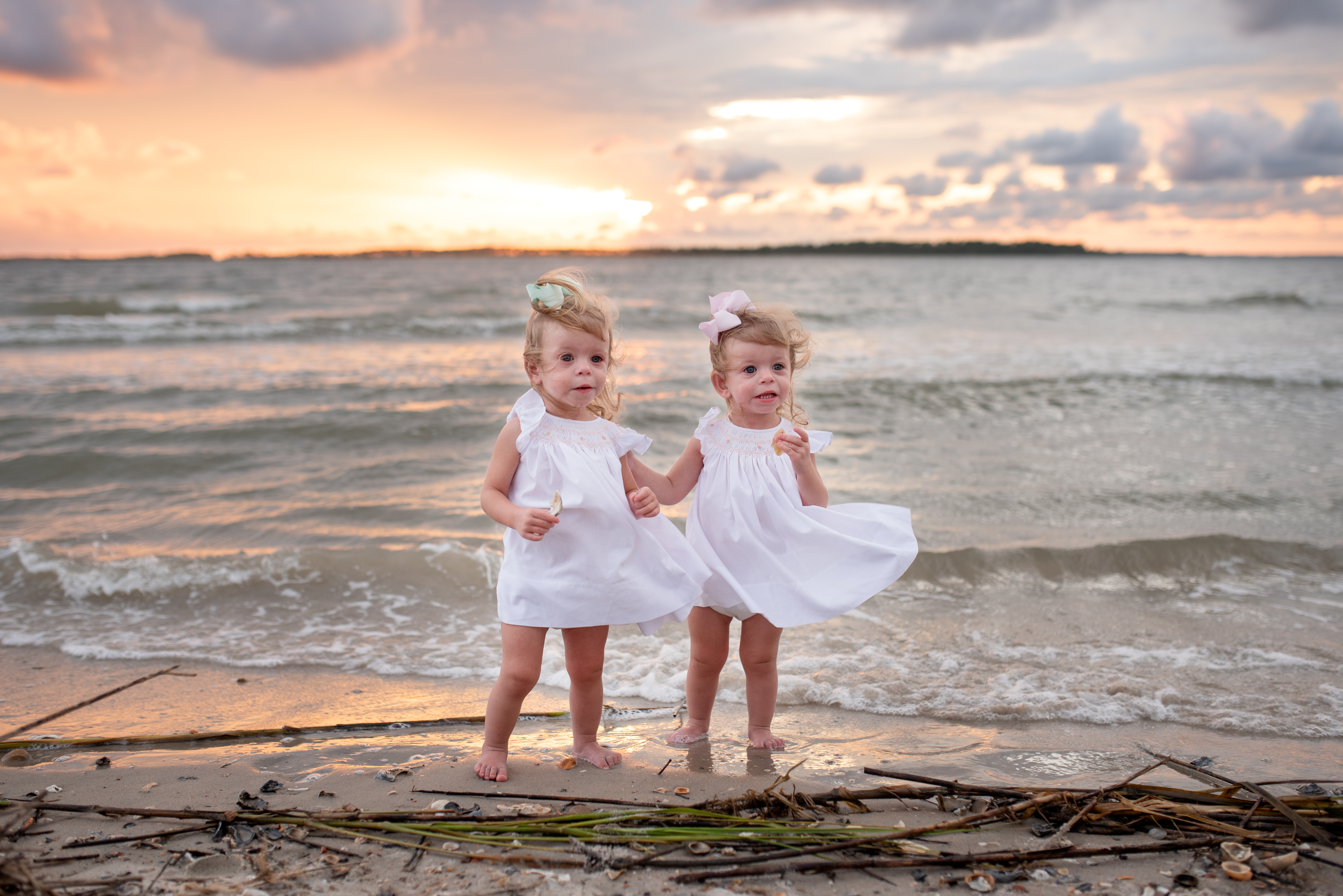 Piper + Gretel Andersen, Identical Twins with Williams Syndrome